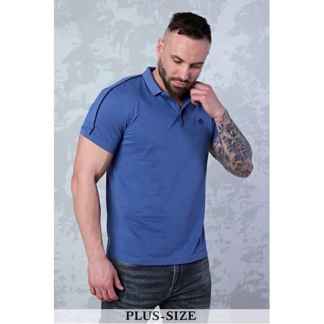 Поло GV (light blue)