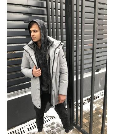 Куртка Giovanni Vittori (Light Gray)